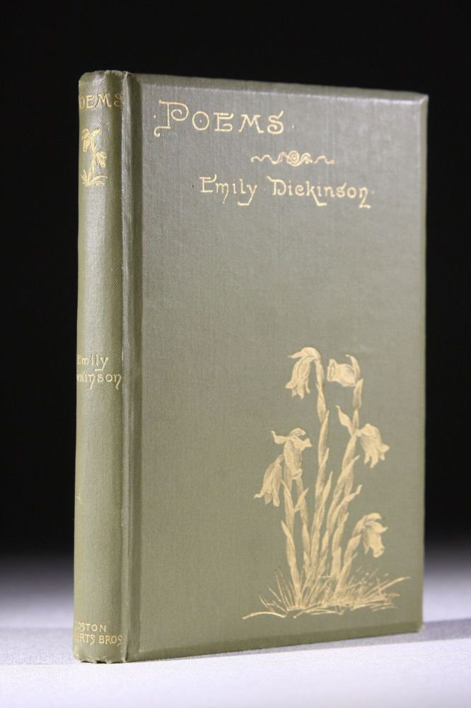 Poems [First Series]. Emily Dickinson, Mabel Loomis Todd, . . Higginson, homas, entworth.