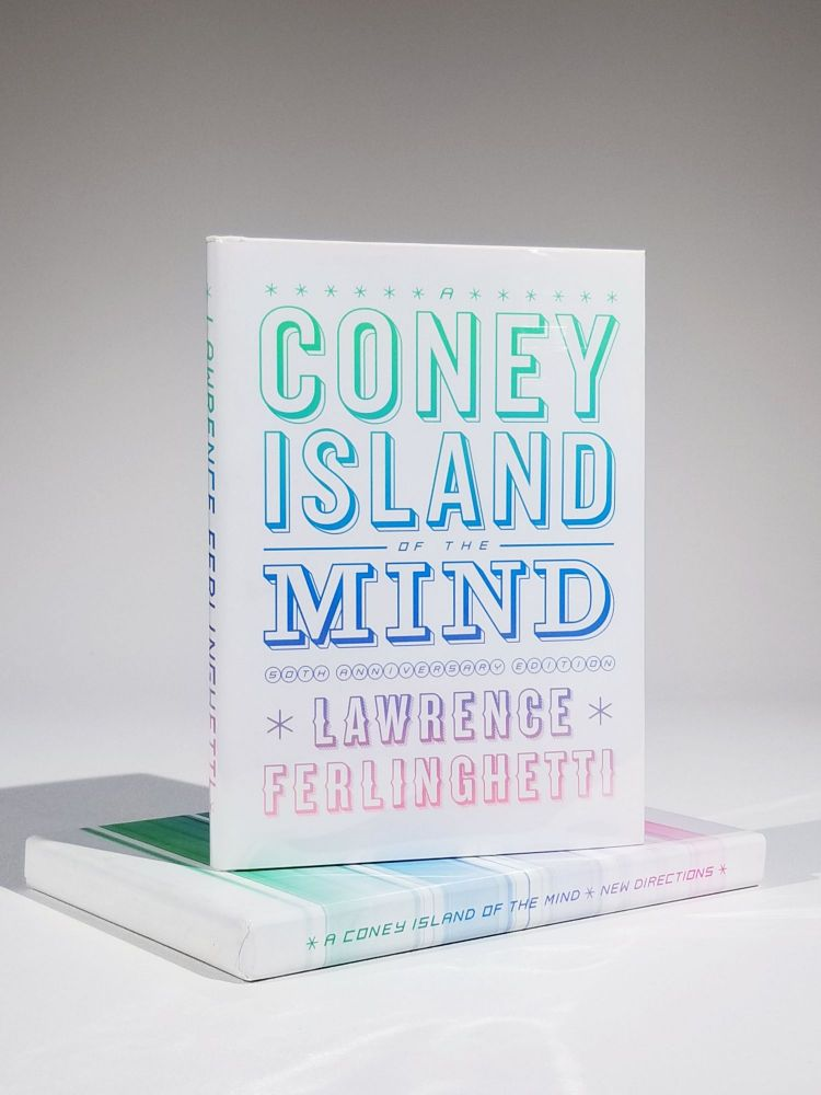 A Coney Island of the Mind (Signed). Lawrence Ferlinghetti.