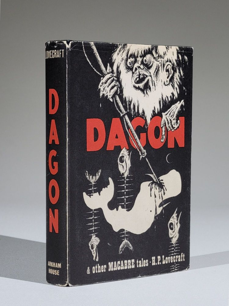 Dagon and Other Macabre Tales. Lovecraft, oward, hillips.