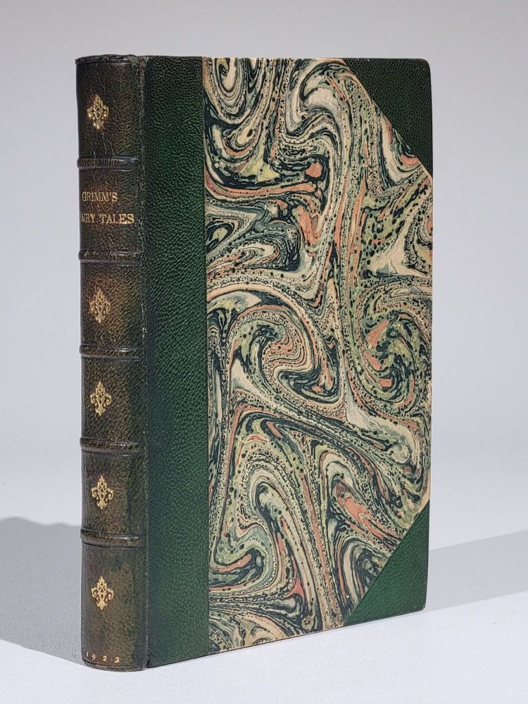 Household Stories from the Collection of the Bros. Grimm. Jacob Grimm, Lucy Crane, Wilhelm Grimm.