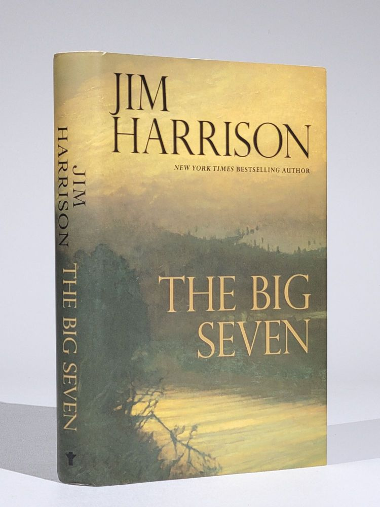 The Big Seven: A Faux Mystery (Signed). Jim Harrison.