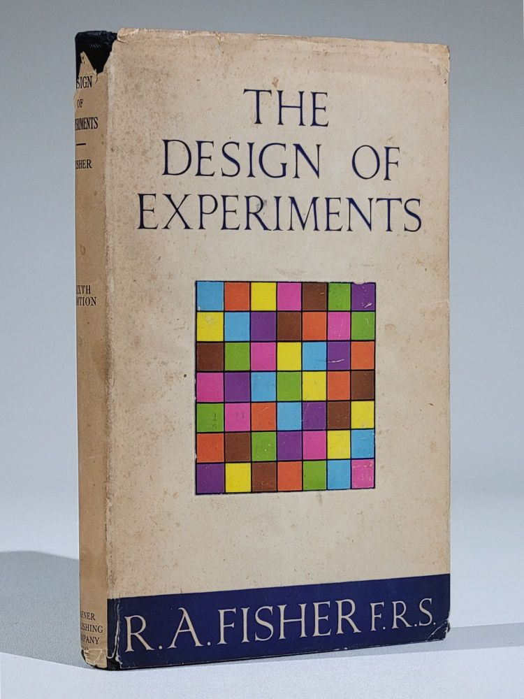 The Design of Experiments (Sixth Edition). Fisher, onald, ylmer.