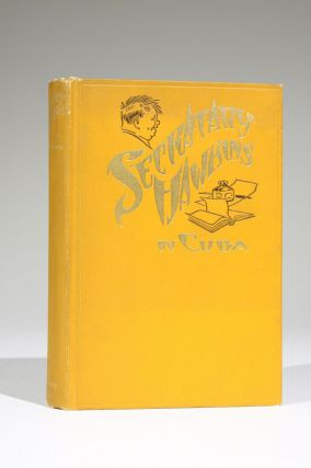 Adventures in Cuba, or the Cazanova Treasure [Cover Title Seckatary Hawkins in Cuba]. Seckatary...