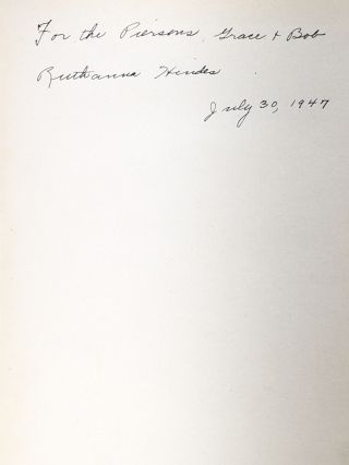 George Alfred Townsend: One of Delaware's Outstanding Writers (Signed)