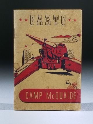 CARTC Camp McQuaide