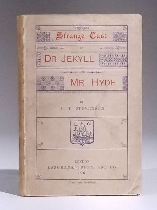 Strange Case of Dr. Jekyll and Mr Hyde [both cloth and paper issues]