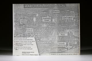 We Shall Overcome March on Washington for Jobs and Freedom August 28, 1963