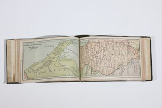 Bradstreet's Pocket Atlas of the United States Published exclusively for Macullar, Parker & Company, Boston, Massachusetts