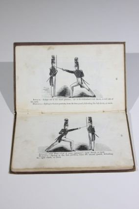 A New System of Broad and Small Sword Exercise,... Comprising the Broad Sword Excercise for Cavalry and the Small Sword Cut and Thrust Practice for Infantry. To Which are Added, Instructions in Horsemanship.