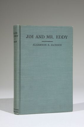 Jim and Mr. Eddy: A Dixie Motorlogue (Signed). African Americana, Algernon Brashear Jackson