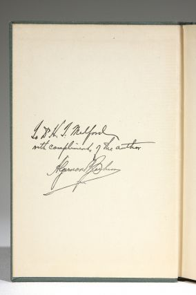 Jim and Mr. Eddy: A Dixie Motorlogue (Signed)