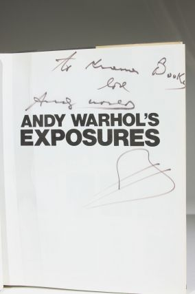 Andy Warhol's Exposures (Signed)