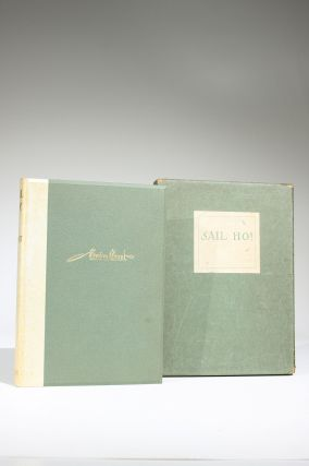 Sail Ho! Windjammer Sketches Alow and Aloft (Signed)