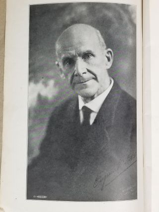 Debs and the War: His Canton Speech and His Trial in the Federal Court at Cleveland, September, 1918