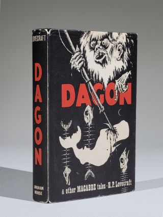 Dagon and Other Macabre Tales. Lovecraft, oward, hillips