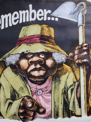 """Remember...Uncle Tom Says- """"Only You Can Prevent Ghetto Fires"""""""