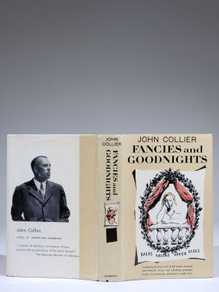 Fancies and Goodnights (with typed letter, SIGNED, publisher's announcement, etc.)