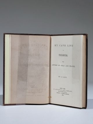 My Cave Life in Vicksburg. With Letters of Trial and Travel